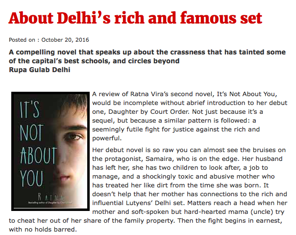 About Delhi's Rich and Famous Set
